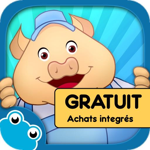 Les Trois Petits Cochons HD tablette ipad android kindle