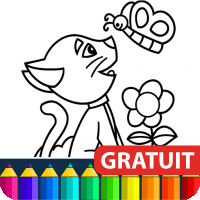 Coloriage tablette ipad android kindle