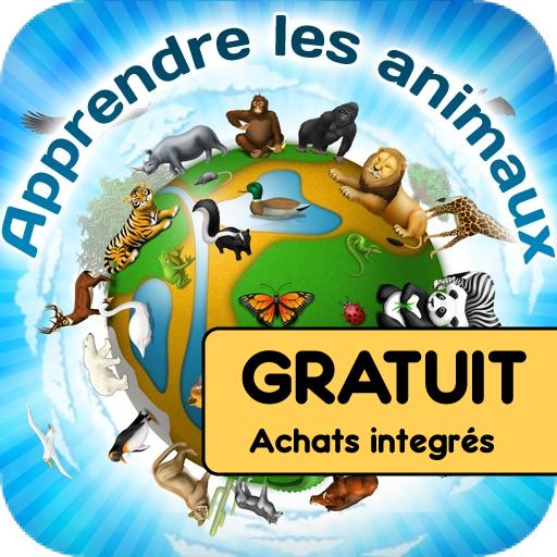 Apprendre les animaux tablette ipad android kindle