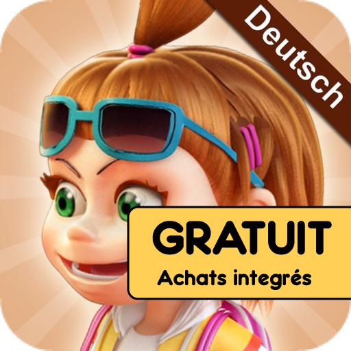 TicTic : Apprendre l'allemand tablette ipad android kindle
