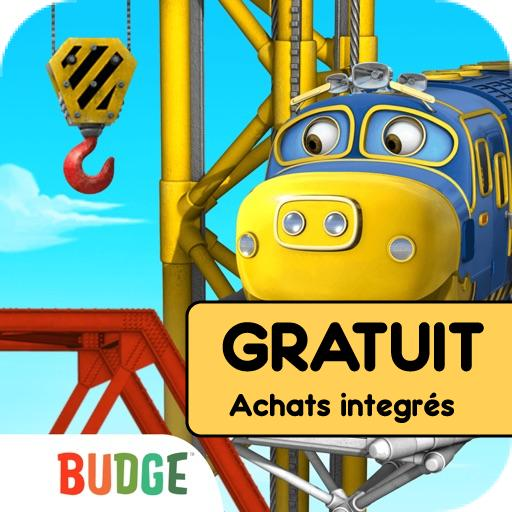 Chuggington Prêt à Construire ! tablette ipad android kindle