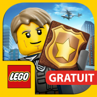LEGO City My City 2 tablette ipad android kindle