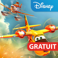 Planes: Fire & Rescue tablette ipad android kindle