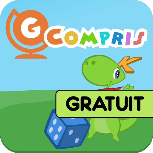 GCompris tablette ipad android kindle