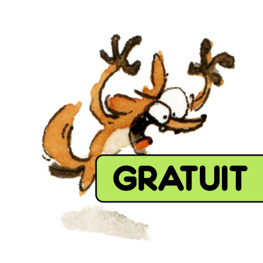 Le grand méchant renard tablette ipad android kindle