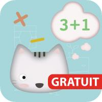 Paw Math: 4-8 ans tablette iPad Android Kindle