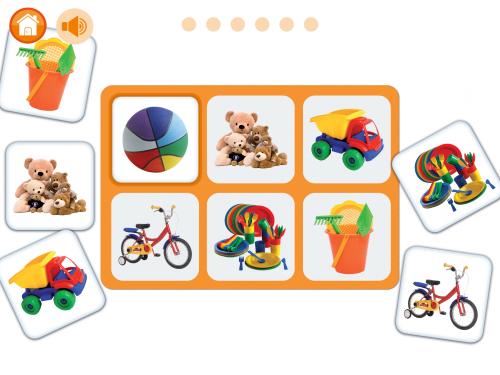 Maxiloto vie quotidienne sur ipad et android - Mes jeux tablettes enfants -  Tous les jeux et applications pour les petits