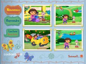 Les vacances de dora et diego sur android mes jeux tablettes enfants tous les jeux et - Jeux de go diego ...